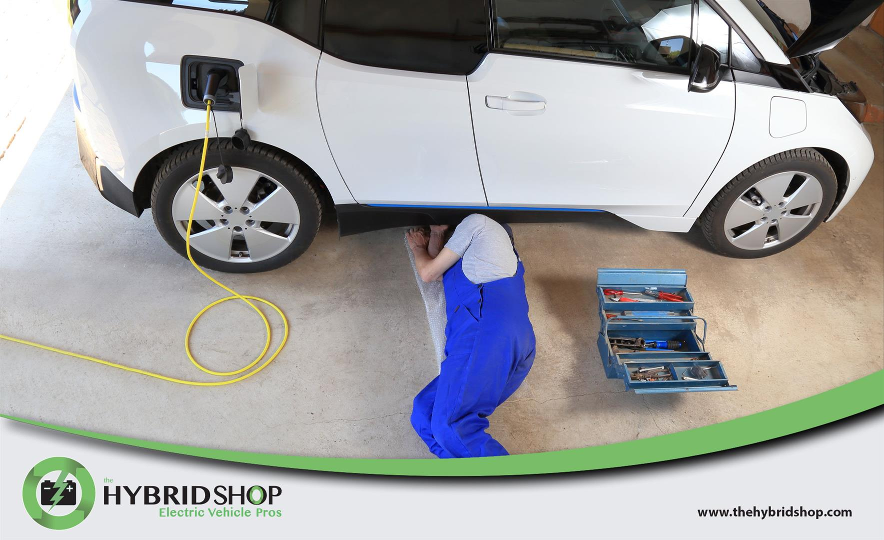 Why you should bring your hybrid to a specialty shop for repairs